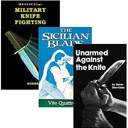 Special on Knife Fighting Books