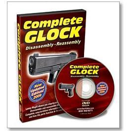 Complete Glock DVD Dissassembly & Reassembly