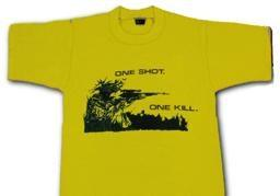 One Shot... One Kill T-Shirt