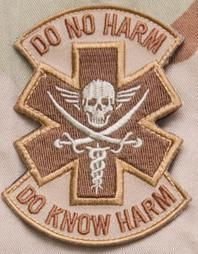 Do Know Harm, Patch in Desert