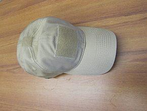 Tactical Cap with Velcro for Patches, Dark...