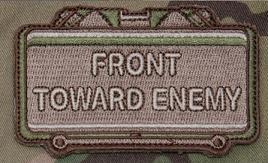 Front Toward Enemy Patch, (Multi-Cam in Co...