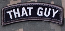 That Guy Tab Patch, (Swat)