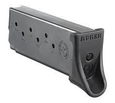 Factory Ruger LC9 9MM 7rd Magazine with Fi...