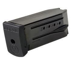 Factory Ruger SR9C, 9MM, 10rd Magazine wit...