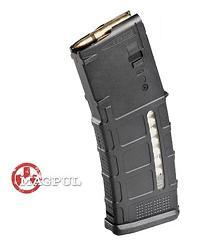 Magpul PMAG .223 30rd Black w/Window Gen 3