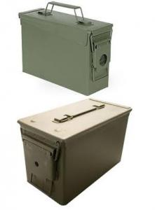 Ammo Can Special (1 - .50 cal Can and 1 - ...